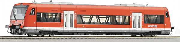 Roco 63178 - Diesel railcar class 650, DB AG