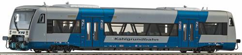 Roco 63187 - Diesel Railcar Regio Shuttle of the Kahlgrund Verkehrs Gesellschaft