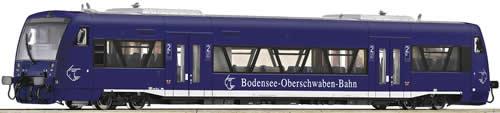 Roco 63191 - Diesel multiple unit RS1, blue