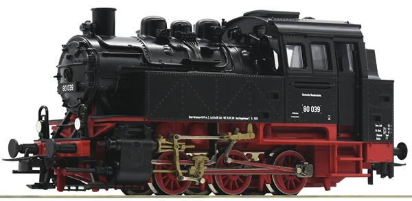 Roco 63338 - German Steam Locomotive BR 80 of the DB