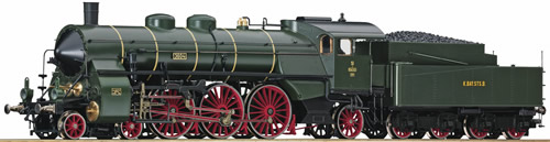 Roco 63367 - Steam Locomotive S3/6 Snd