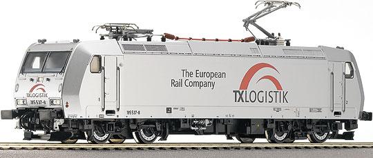 Roco 63808 - Electric locomotive BR 185 of TX-Logistick