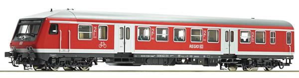 Roco 64209 - German Local Control Cab Coach of the DB AG