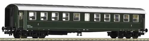 Roco 64260 - 2nd class Spantenwagon, ÖBB