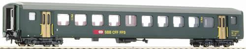 Roco 64361 - Passenger Wagon Type EW II 2nd Class