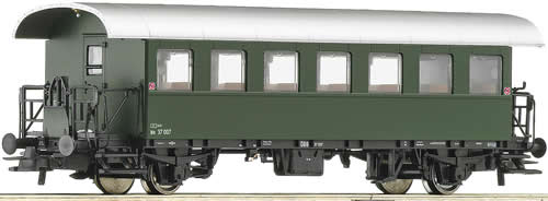 Roco 64392 - Passenger car N 28, all-glass window