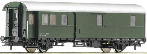 Roco 64393 - Baggage car N 28, +BB