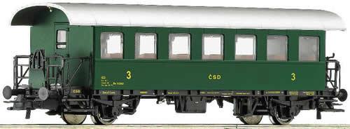 Roco 64394 - Passenger car 2 class, green, #1