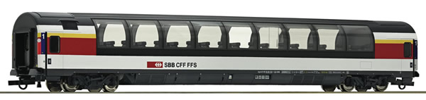 Roco 64397 - Panorama coach, SBB