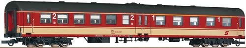 Roco 64425 - 1st/2nd class center entry wagon, ÖBB