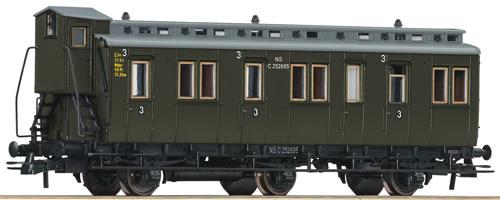 Roco 64454 - 3rd class compartment wagon, NS