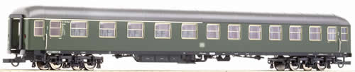 Roco 64497 - 1/2 Class express coach of the DB