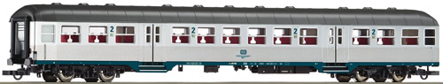 Roco 64539 - German 2nd Class Local Passenger Coach of the DB AG