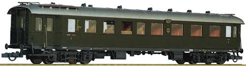 Roco 64570 - 2nd/3rd class passenger wagon, DRG