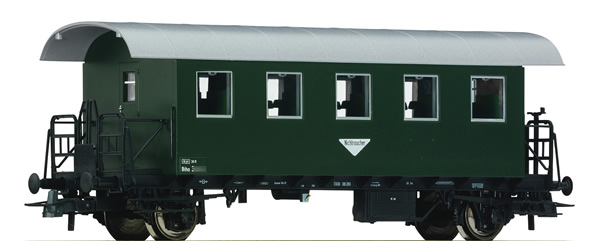 Roco 64588 - Austrian Ribbed Passenger Car Spantenwagen of the OBB