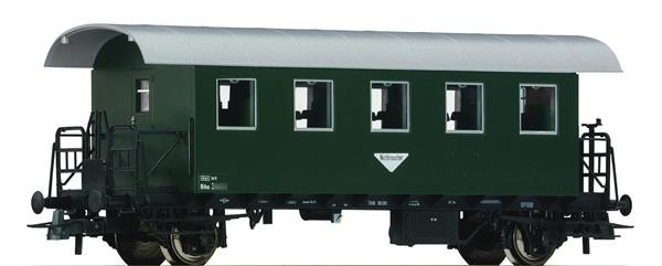 Roco 64589 - Austrian Ribbed Passenger Car Spantenwagen of the OBB
