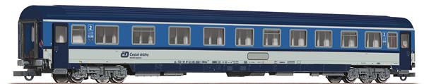 Roco 64645 - Czech 2nd Class Passenger Carriage Eurofima of the CD