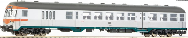 Roco 64663 - Commuter car with control cab, DB