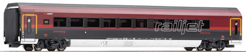 Roco 64713 - Wagon Railjet, Economy, light