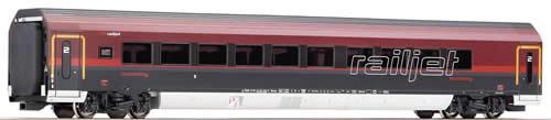 Roco 64714 - Wagon Railjet, Economy, +BB