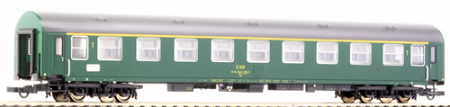 Roco 64805 - 1st class Y-coach of the CSD