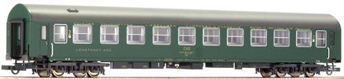 Roco 64809 - Y-sleeper of the CSD