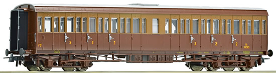 Roco 64981 - 3rd Class Passenger Carriage, FS