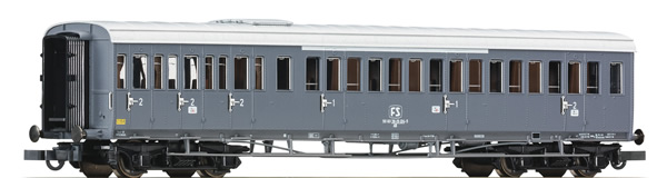 Roco 64982 - Italian 1st/2nd Class Passenger Coach of the FS