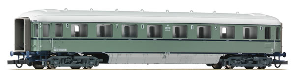 Roco 64996 - Dutch 1st/2nd Class Passenger Car Plan D of the NS
