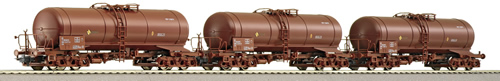 Roco 66090 - 3-piece set Tank cars