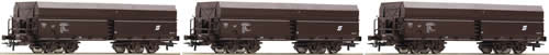 Roco 66155 - Set: hopper wagons +BB