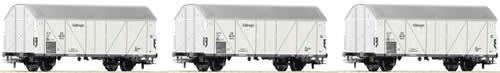 Roco 66198 - Set: refrigeration cars DB