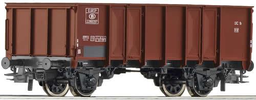 Roco 66287 - Gondola w. spoked wheels