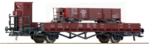 Roco 66355 - Stake wagon, DRG