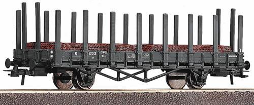 Roco 66358 - Stake Wagon Steel Mesh Load
