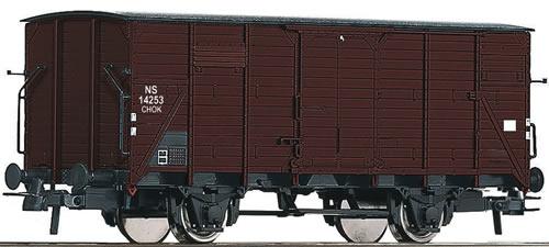 Roco 66362 - Boxcar, NS