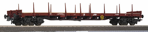 Roco 66457 - 4 Axle Stake Wagon