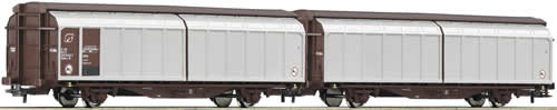 Roco 66600 - Double unit FS Trenitalia, brown