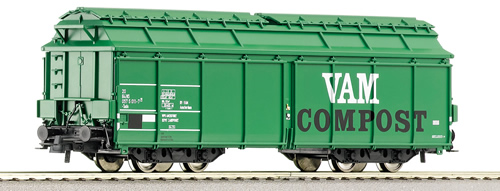 Roco 66743 - Garbage car