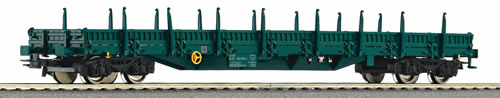 Roco 66762 - 4 Axle Stake Wagon
