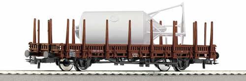 Roco 66787 - Stake car loaded w/silo