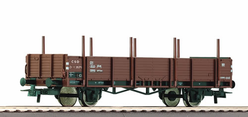 Roco 66829 - Boxcar with Stakes