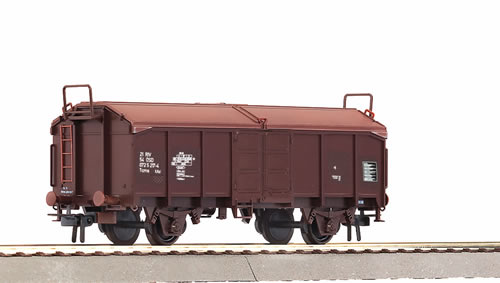 Roco 66856 - Sliding Roof Freight Wagon