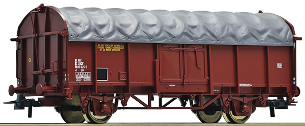 Roco 66867 - Sliding tarpaulin wagon, SNCF
