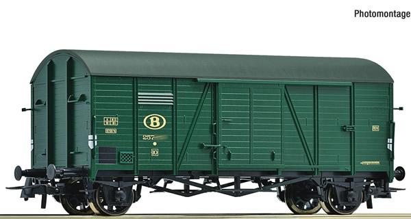 Roco 66886 - Box goods wagon