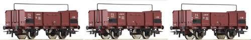 Roco 67020 - Set: gondolas FS