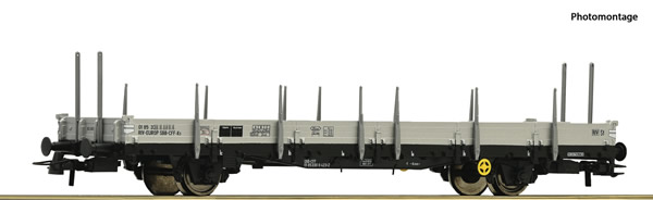 Roco 67308 - Swiss Stake wagon of the SBB