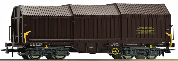 Roco 67539 - Telescopic Hood Wagon
