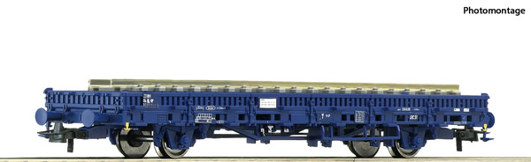 Roco 67583 - Dutch Stake wagon of the Railpro