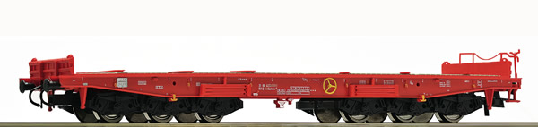 Roco 67589 - German heavy duty flatcar of the DB AG